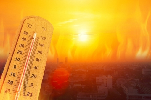 Beat the Heat: ways to stay well in a heatwave
